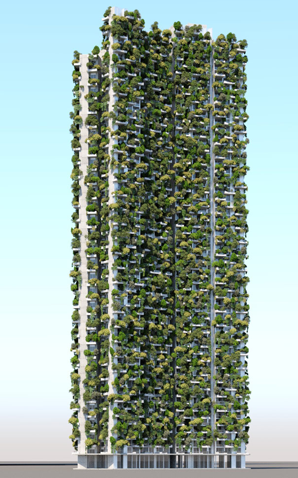 Tree-Tower-Concept
