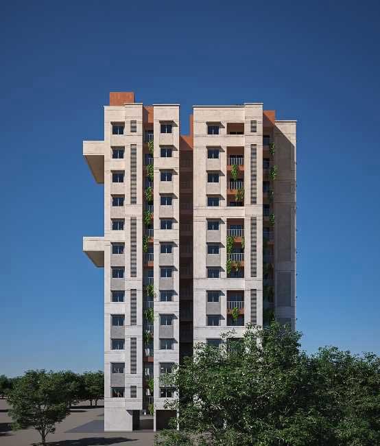 Urban-Lakes-architecture-India