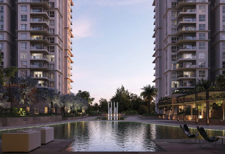 Elevate, awarded Best Residential Luxury Project of the Year in India