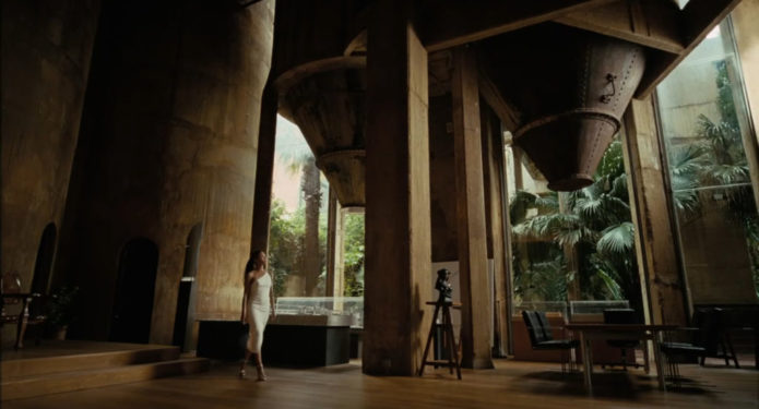 RBTA's office La Fábrica, among principal filming locations of Westworld's third season for HBO